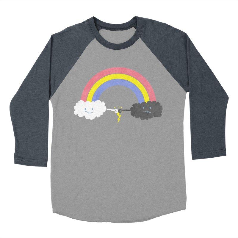rain bros Women's Baseball Triblend Longsleeve T-Shirt by jerbing's Artist Shop