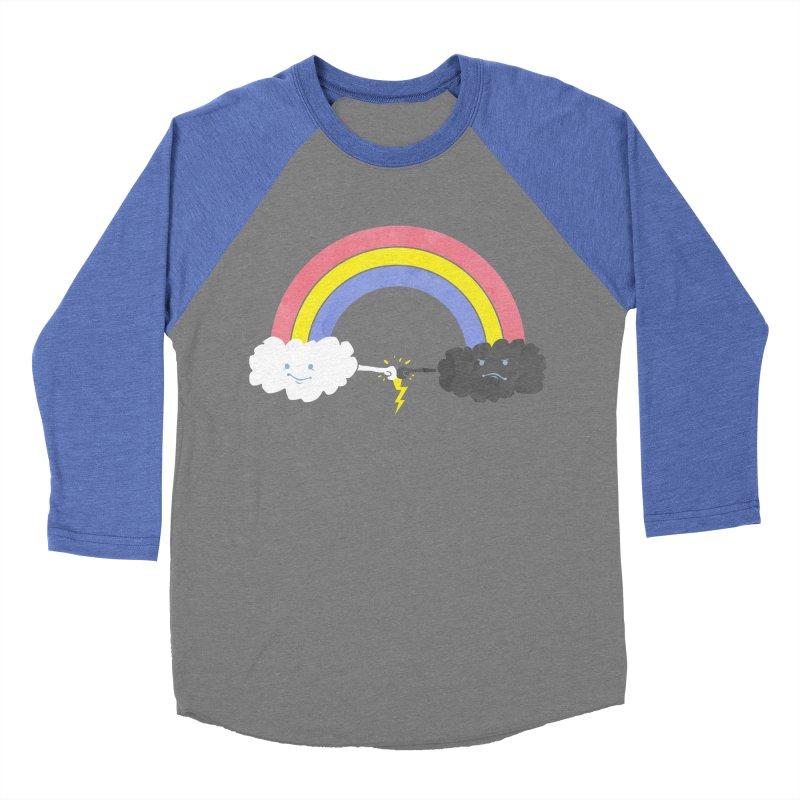 rain bros Men's Baseball Triblend T-Shirt by jerbing's Artist Shop