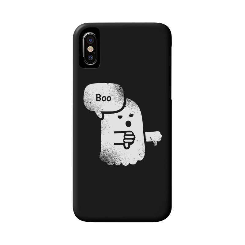 Heckler Ghost Accessories Phone Case by jerbing's Artist Shop