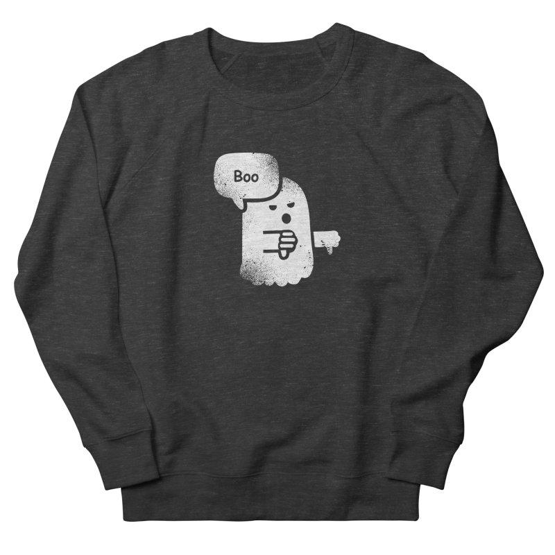 Heckler Ghost Men's Sweatshirt by jerbing's Artist Shop