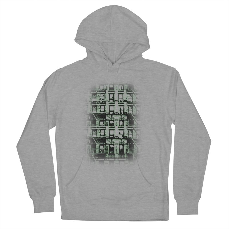 Paranormal Graffiti Women's Pullover Hoody by jerbing's Artist Shop