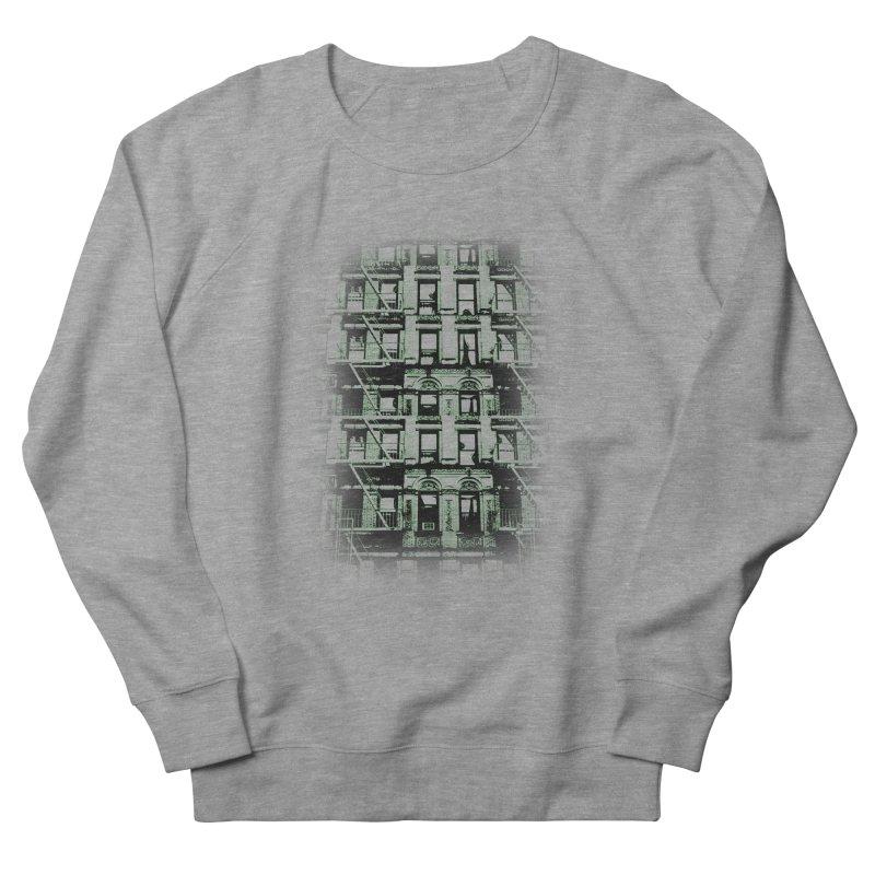 Paranormal Graffiti Men's Sweatshirt by jerbing's Artist Shop