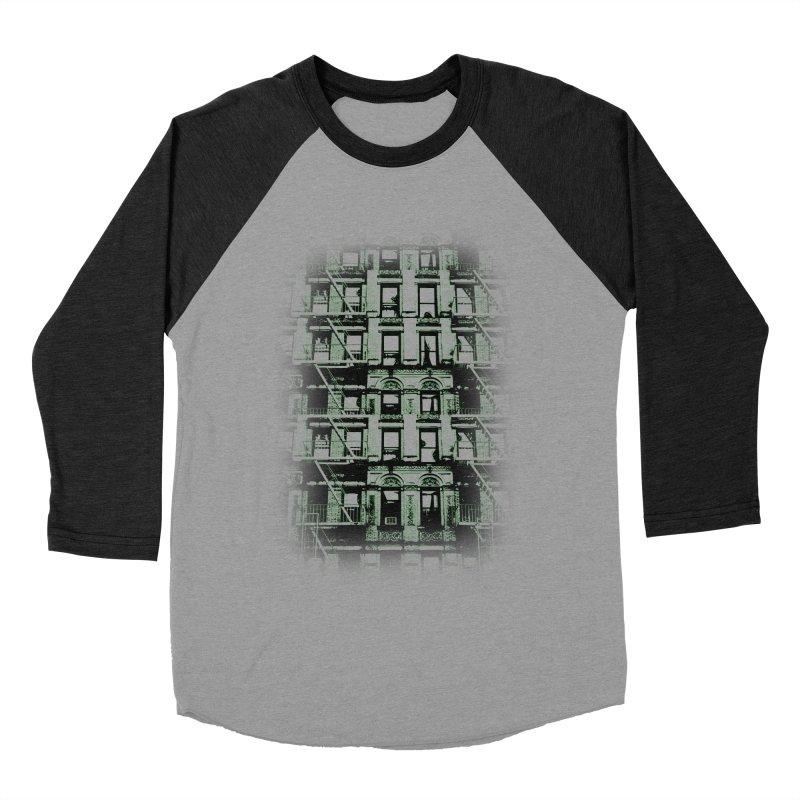 Paranormal Graffiti Women's Baseball Triblend T-Shirt by jerbing's Artist Shop