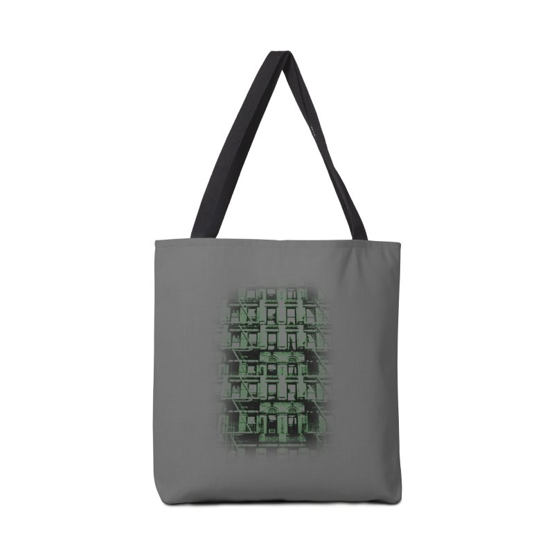 Paranormal Graffiti Accessories Bag by jerbing's Artist Shop