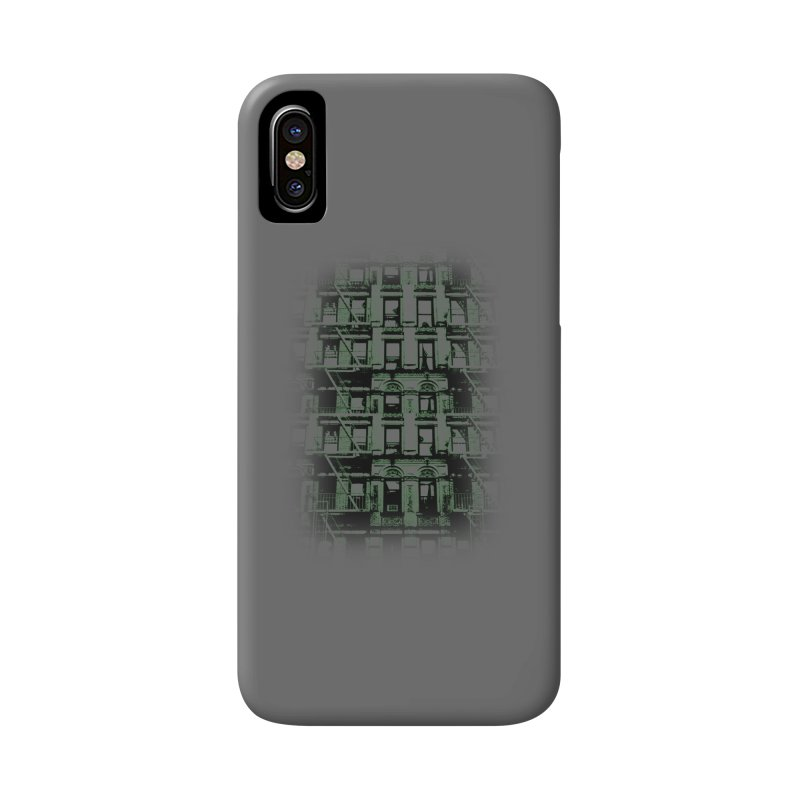 Paranormal Graffiti Accessories Phone Case by jerbing's Artist Shop