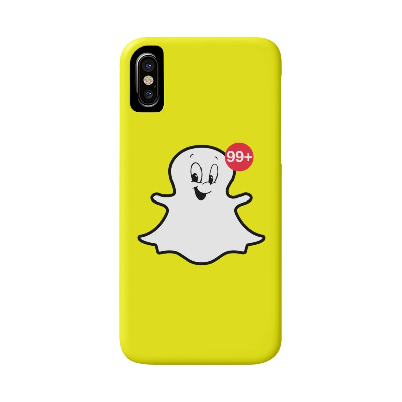 Friendly Ghost Accessories Phone Case by jerbing's Artist Shop