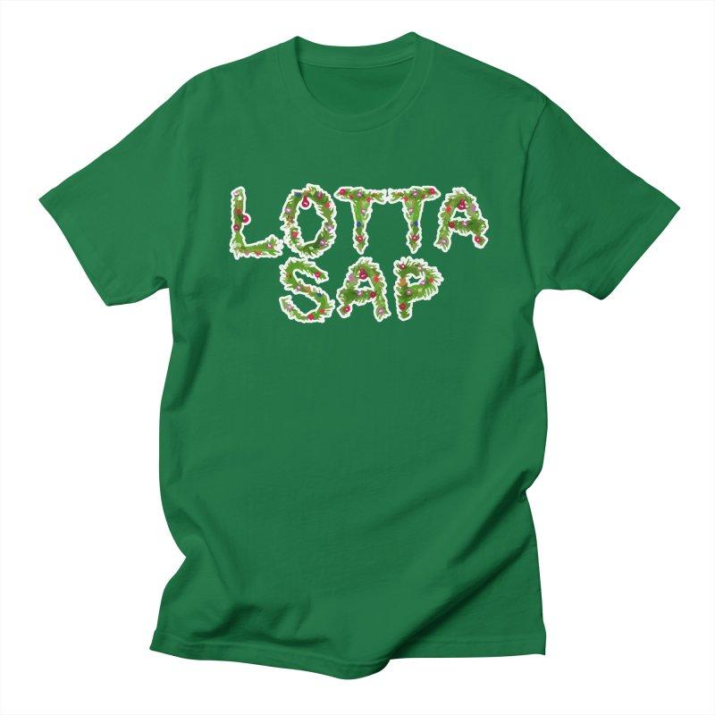 Lotta Sap Men's Regular T-Shirt by jerbing's Artist Shop