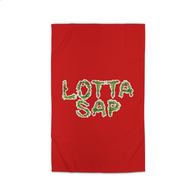 Lotta Sap Home Rug by jerbing's Artist Shop