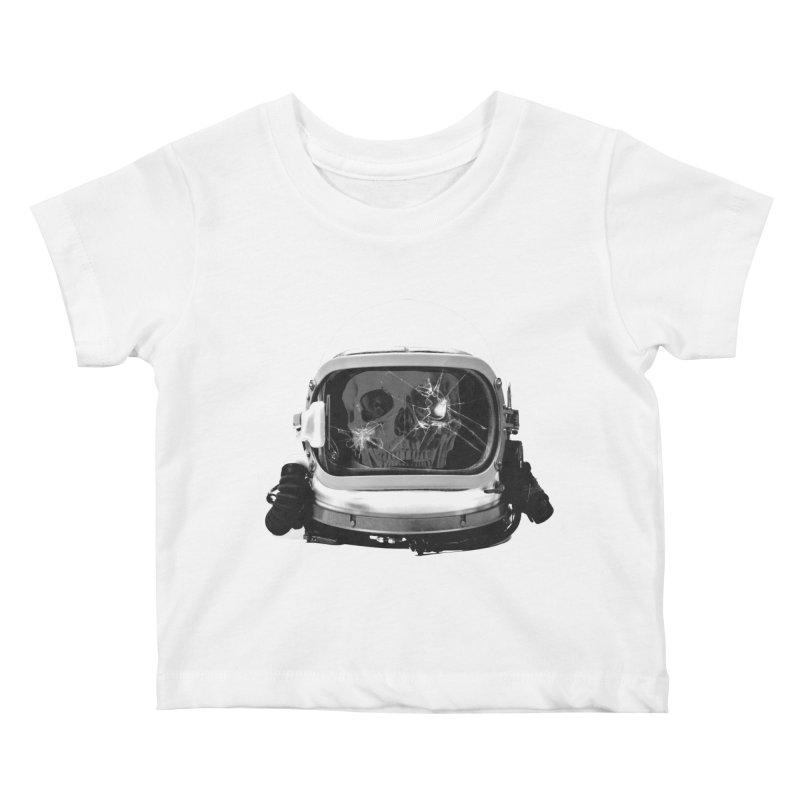 astroNOT Kids Baby T-Shirt by jerbing's Artist Shop
