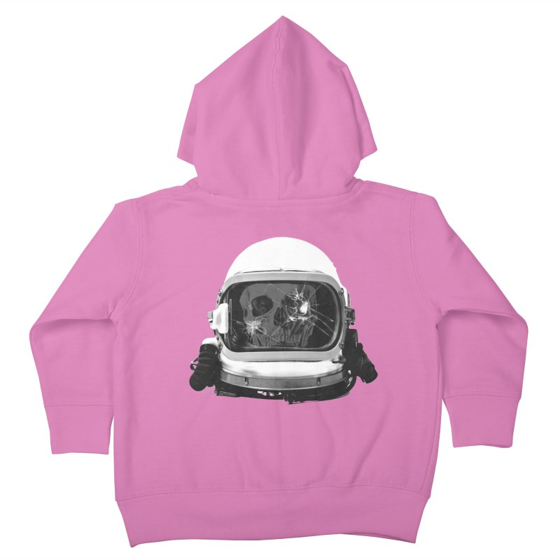 astroNOT Kids Toddler Zip-Up Hoody by jerbing's Artist Shop
