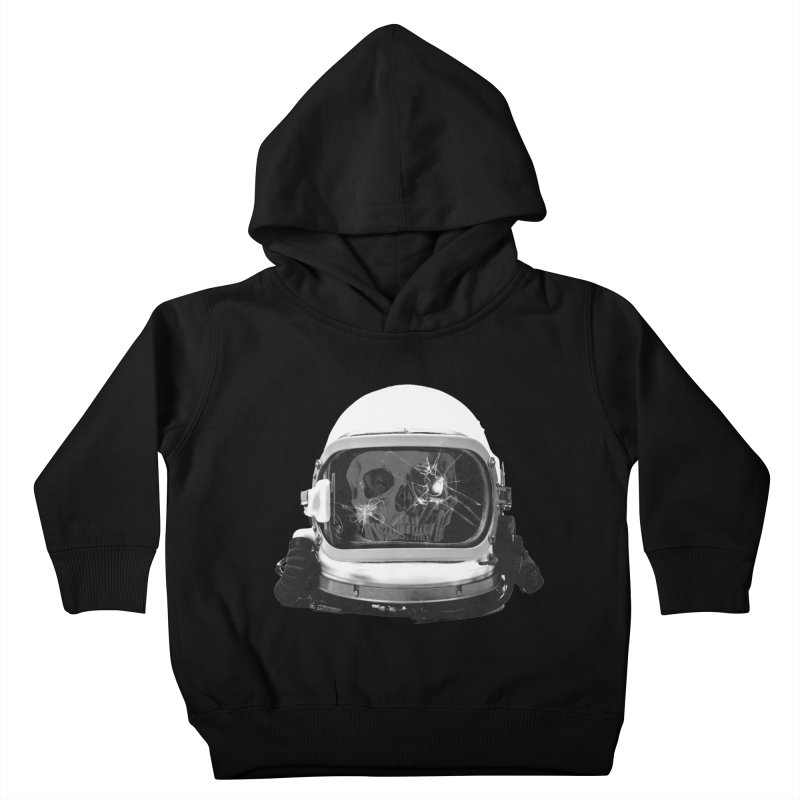 astroNOT Kids Toddler Pullover Hoody by jerbing's Artist Shop