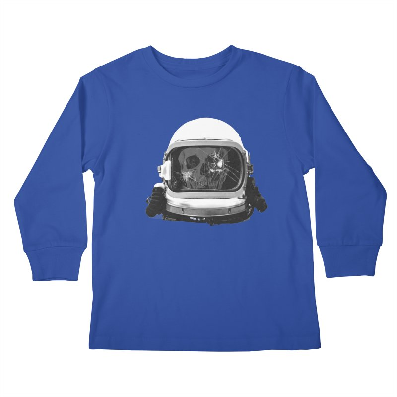 astroNOT Kids Longsleeve T-Shirt by jerbing's Artist Shop