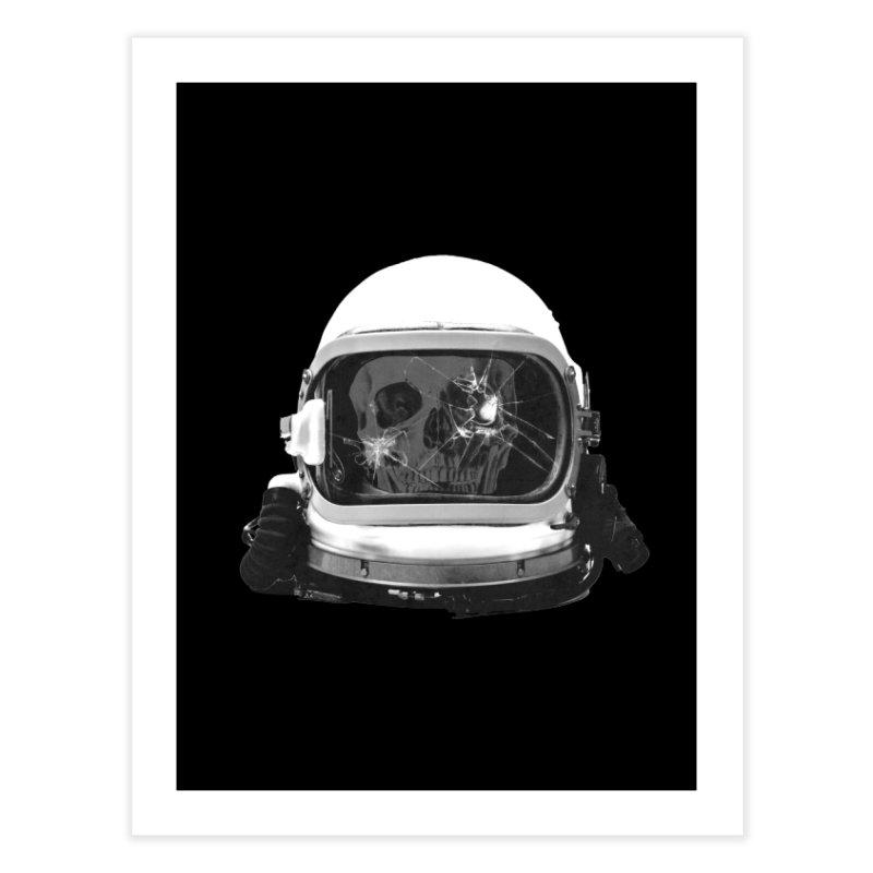 astroNOT Home Fine Art Print by jerbing's Artist Shop