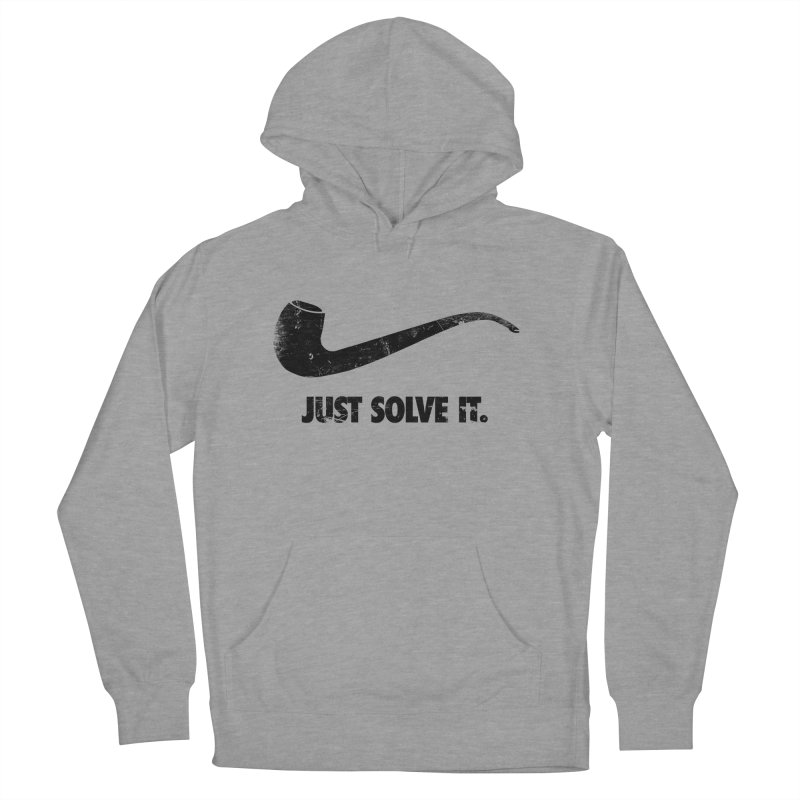 Just Solve It. Men's Pullover Hoody by jerbing's Artist Shop