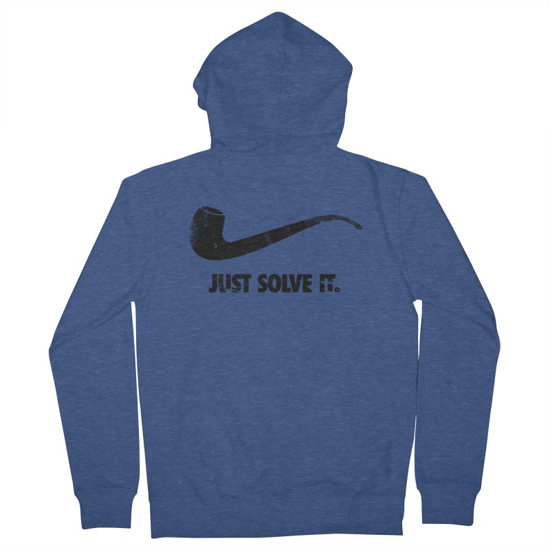 Just Solve It. Women's Zip-Up Hoody by jerbing's Artist Shop