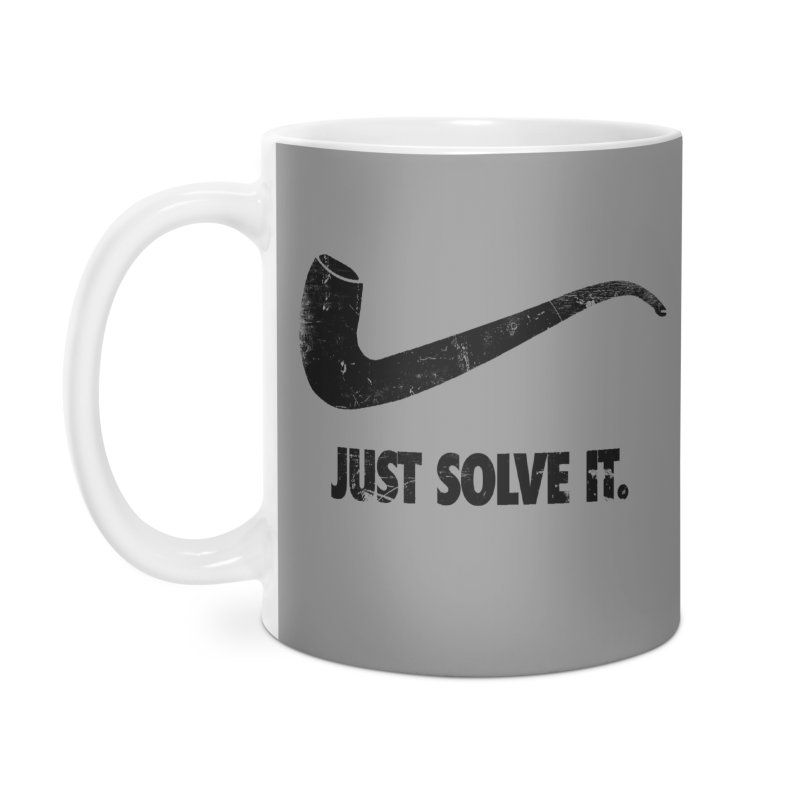 Just Solve It.   by jerbing's Artist Shop