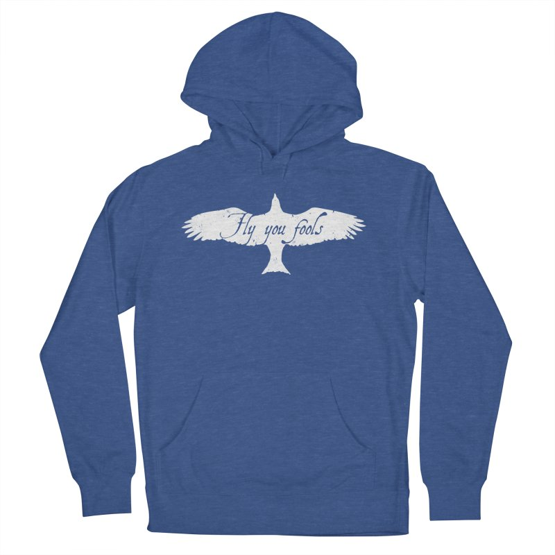 fly you fools Men's Pullover Hoody by jerbing's Artist Shop