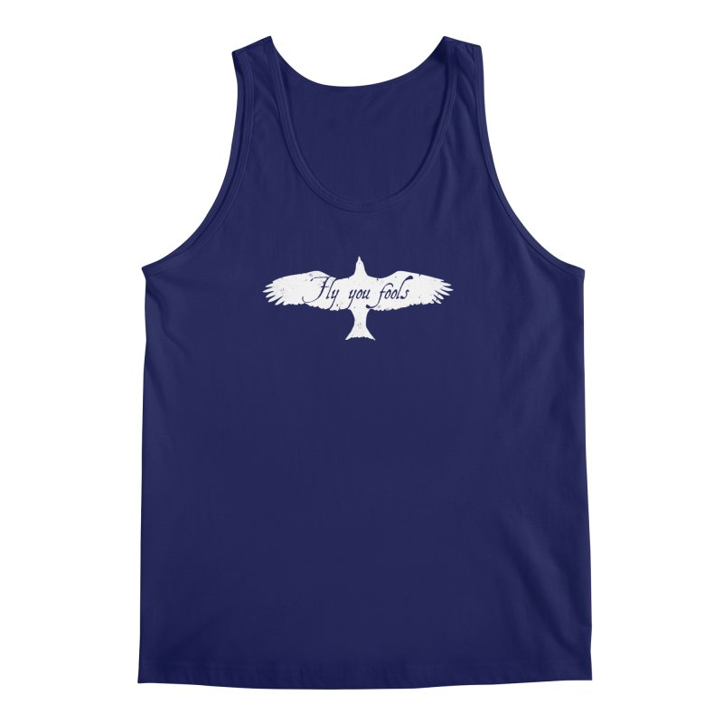 fly you fools Men's Tank by jerbing's Artist Shop