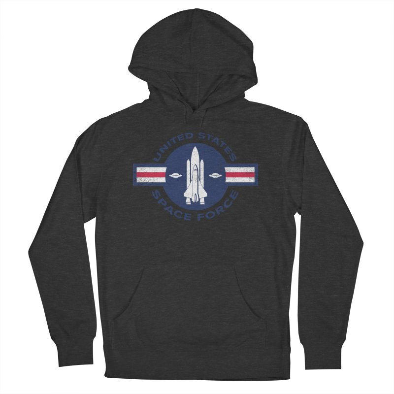 space force Women's Pullover Hoody by jerbing's Artist Shop