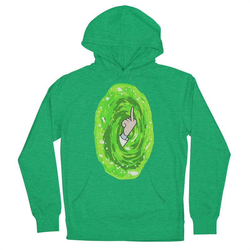 rick you Women's Pullover Hoody by jerbing's Artist Shop