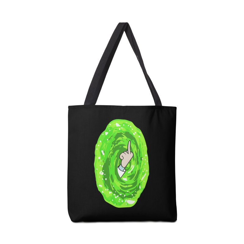 rick you Accessories Bag by jerbing's Artist Shop