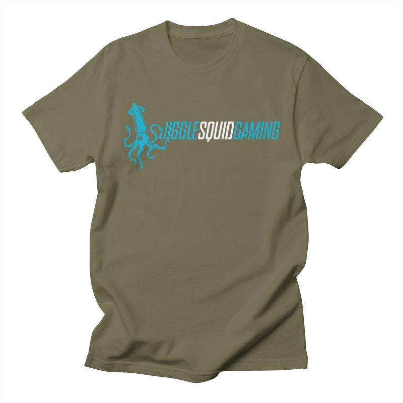 jigglesquid Men's Regular T-Shirt by jerbing's Artist Shop