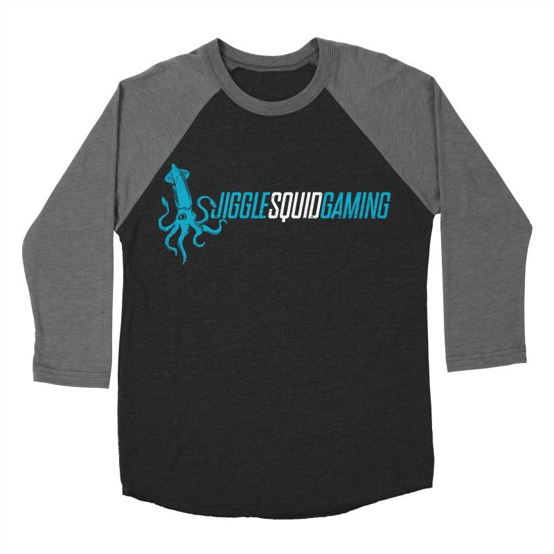 jigglesquid Women's Baseball Triblend Longsleeve T-Shirt by jerbing's Artist Shop