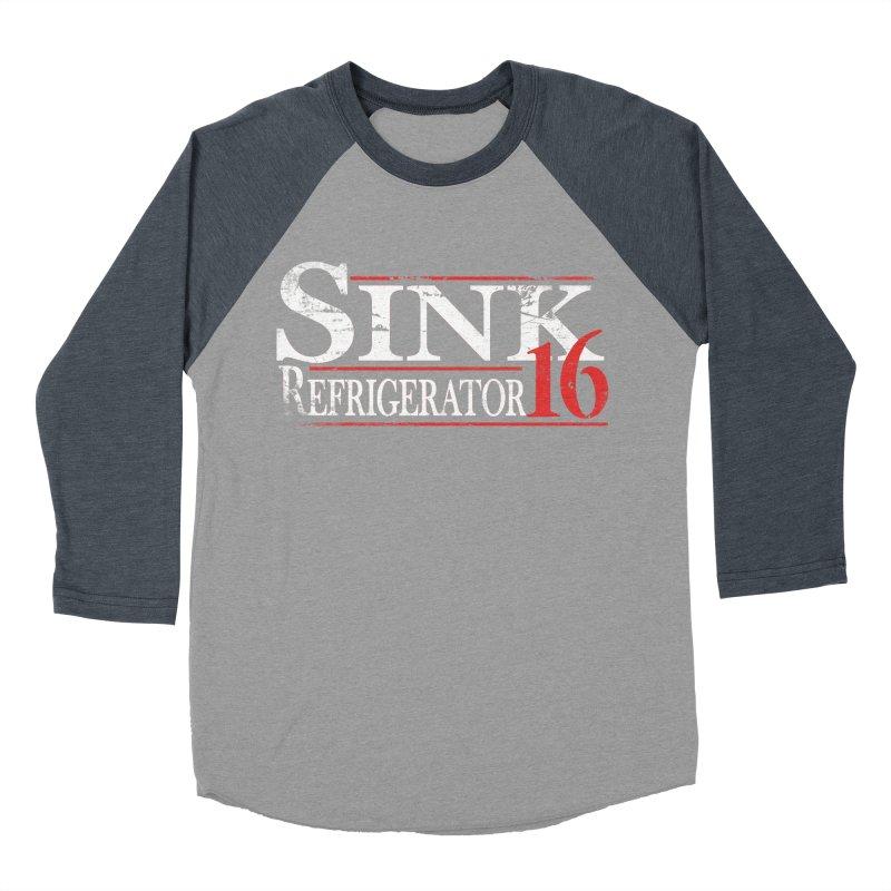 SINK 16 Women's Baseball Triblend T-Shirt by jerbing's Artist Shop