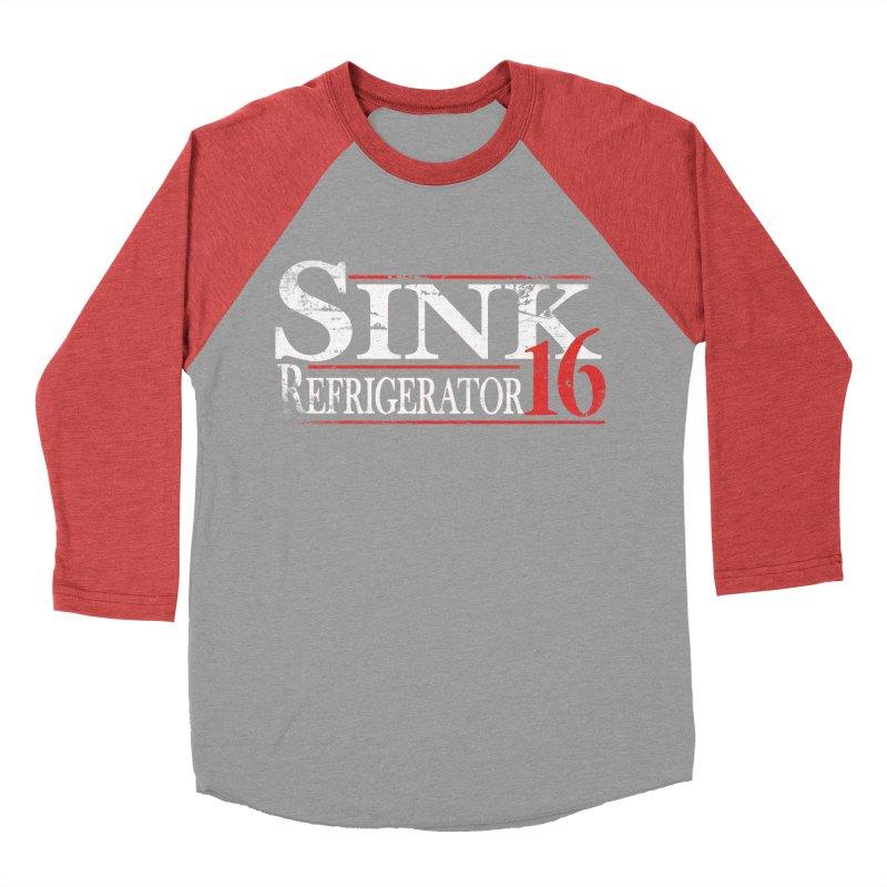 SINK 16 Men's Baseball Triblend T-Shirt by jerbing's Artist Shop