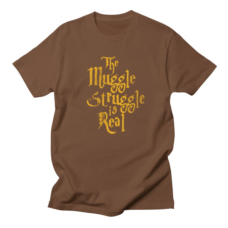 Muggle Struggle   by jerbing's Artist Shop