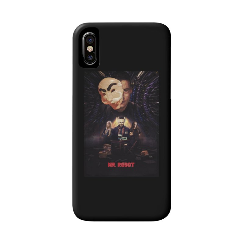 Control is an Illusion Accessories Phone Case by Jereek's Shop