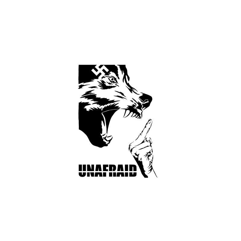 Unafraid by StencilActiv's Shop