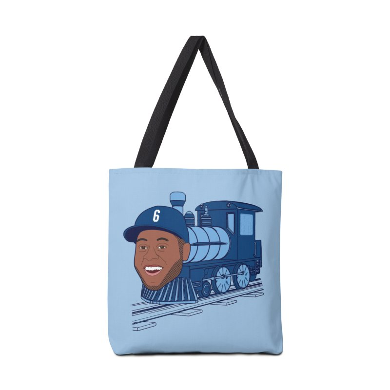 No. 6 Train to Kansas City Accessories Bag by jeremyscheuch's Artist Shop