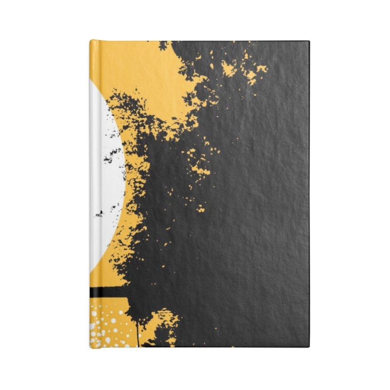 Mullett Lake, Michigan Accessories Lined Journal Notebook by Jeremy Wheeler