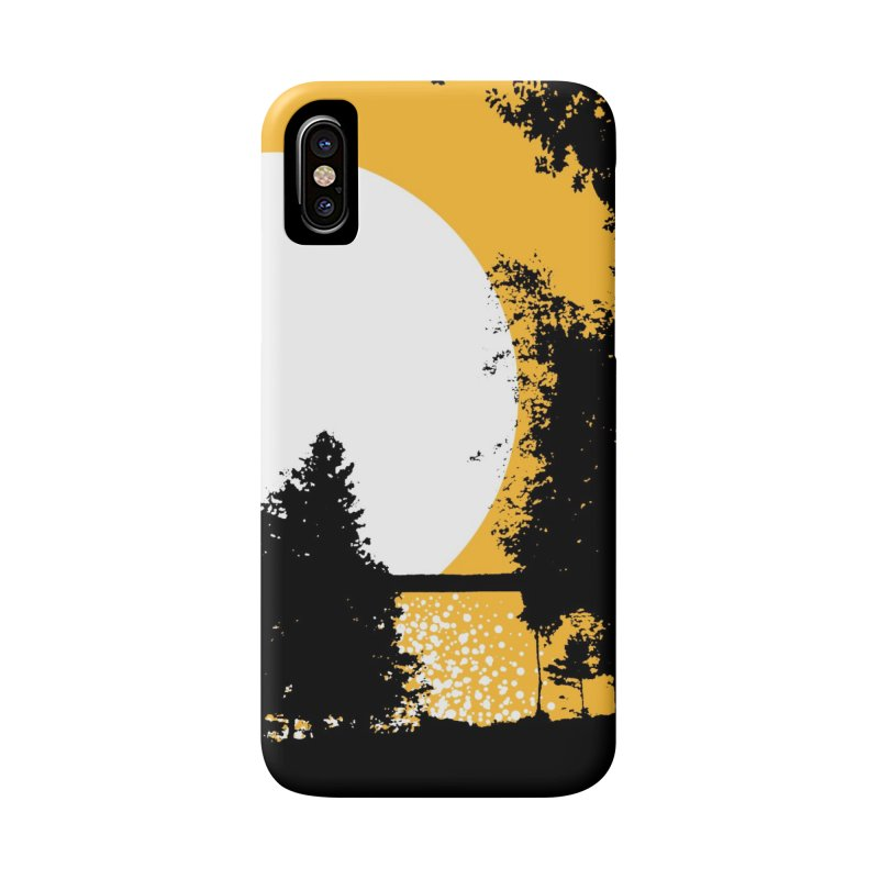 Mullett Lake, Michigan Accessories Phone Case by Jeremy Wheeler