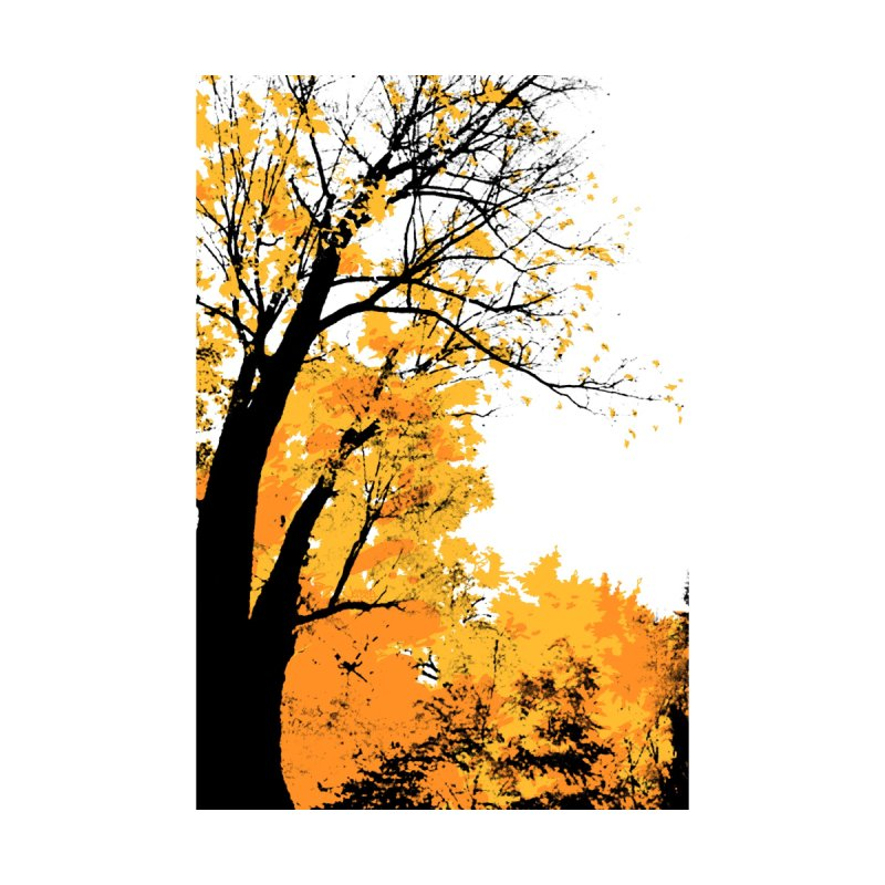 Michigan Fall Home Blanket by Jeremy Wheeler