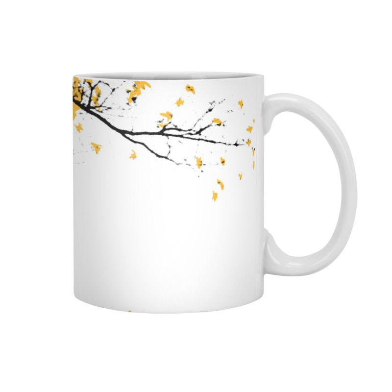 Michigan Fall Accessories Mug by Jeremy Wheeler