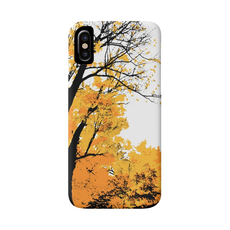 Michigan Fall Accessories Phone Case by Jeremy Wheeler