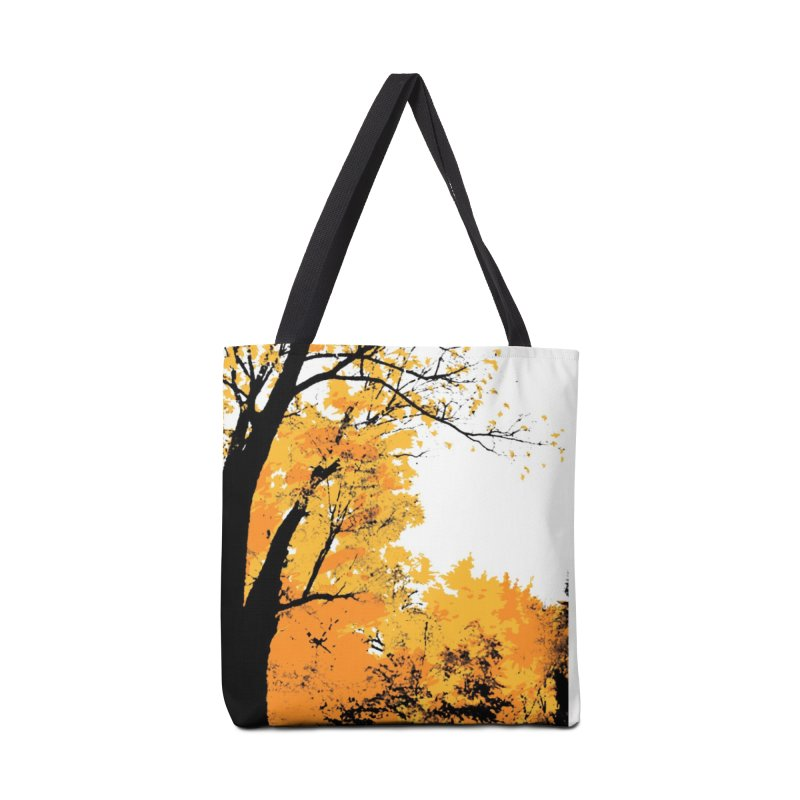Michigan Fall Accessories Bag by Jeremy Wheeler