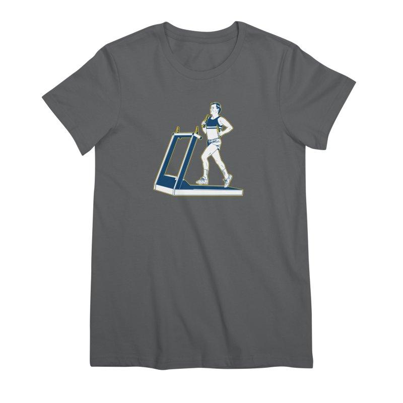 Beer Run Women's T-Shirt by Jerkass