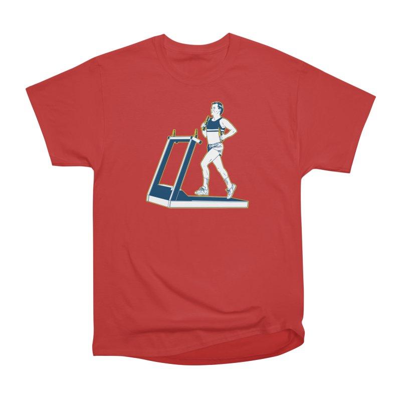 Beer Run Men's Heavyweight T-Shirt by Jerkass
