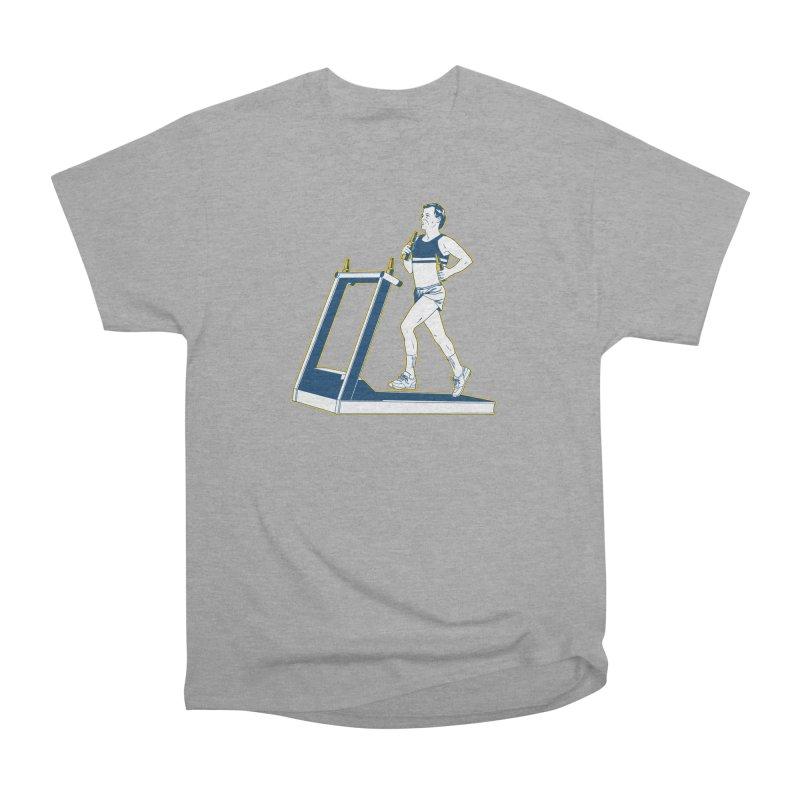 Beer Run Women's Heavyweight Unisex T-Shirt by Jerkass