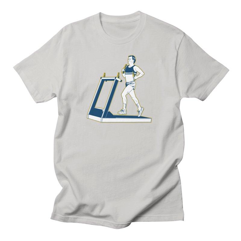 Beer Run Women's Regular Unisex T-Shirt by Jerkass