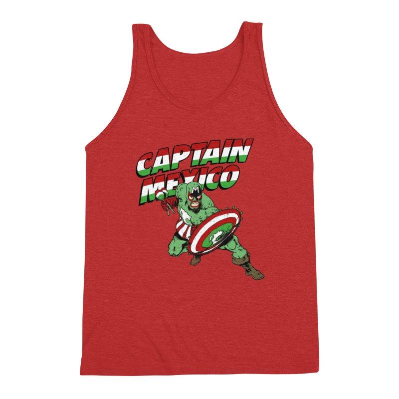 Captain Mexico Men's Tank by Jerkass