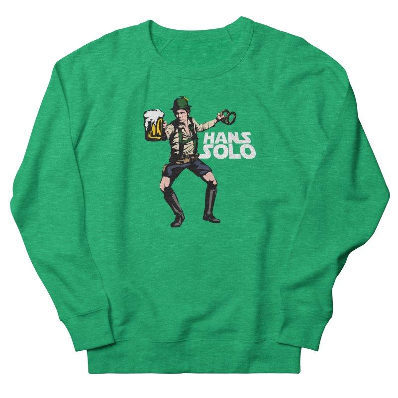 Hans Solo Women's Sweatshirt by Jerkass