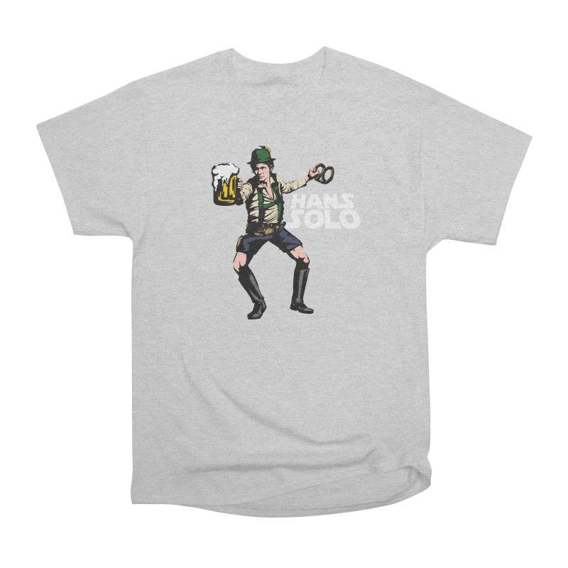 Hans Solo Men's Heavyweight T-Shirt by Jerkass