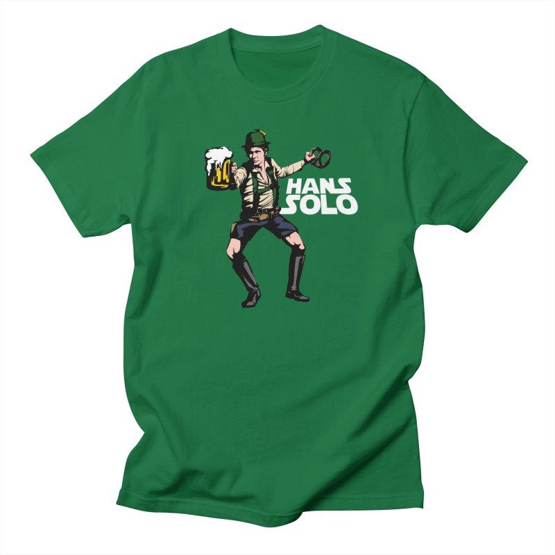 Hans Solo Men's Regular T-Shirt by Jerkass