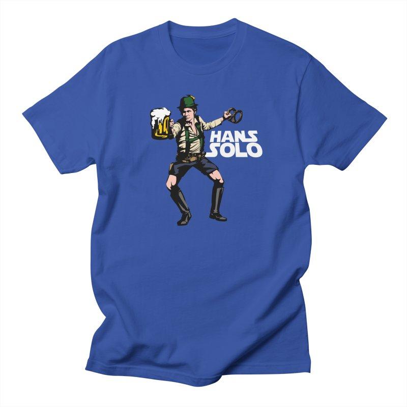 Hans Solo Women's Regular Unisex T-Shirt by Jerkass