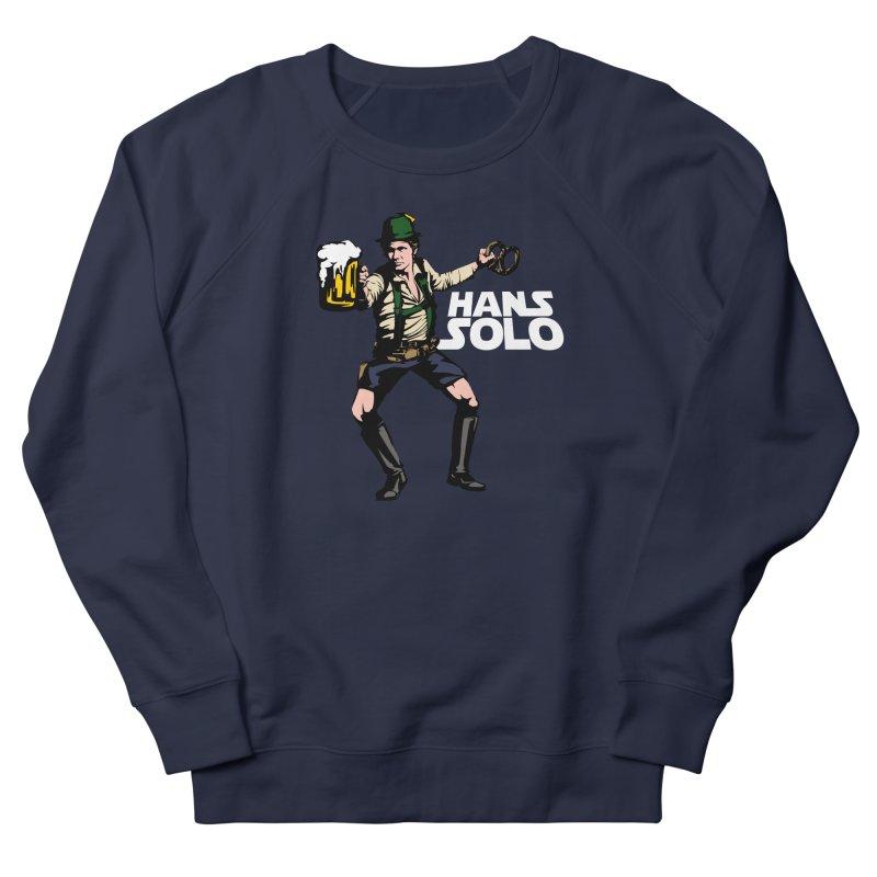 Hans Solo Women's French Terry Sweatshirt by Jerkass