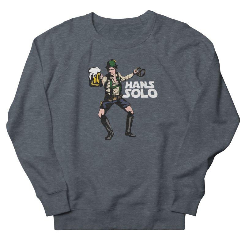 Hans Solo Men's French Terry Sweatshirt by Jerkass